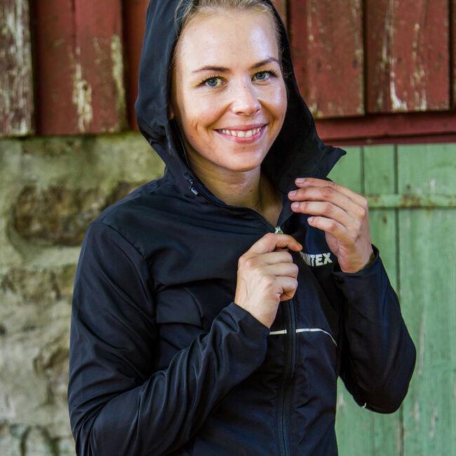 Performance TX Træningsjakke Med Hætte Dame