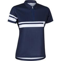 Pique T-shirt dame