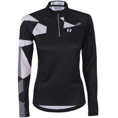 Run Zipp LS shirt women's