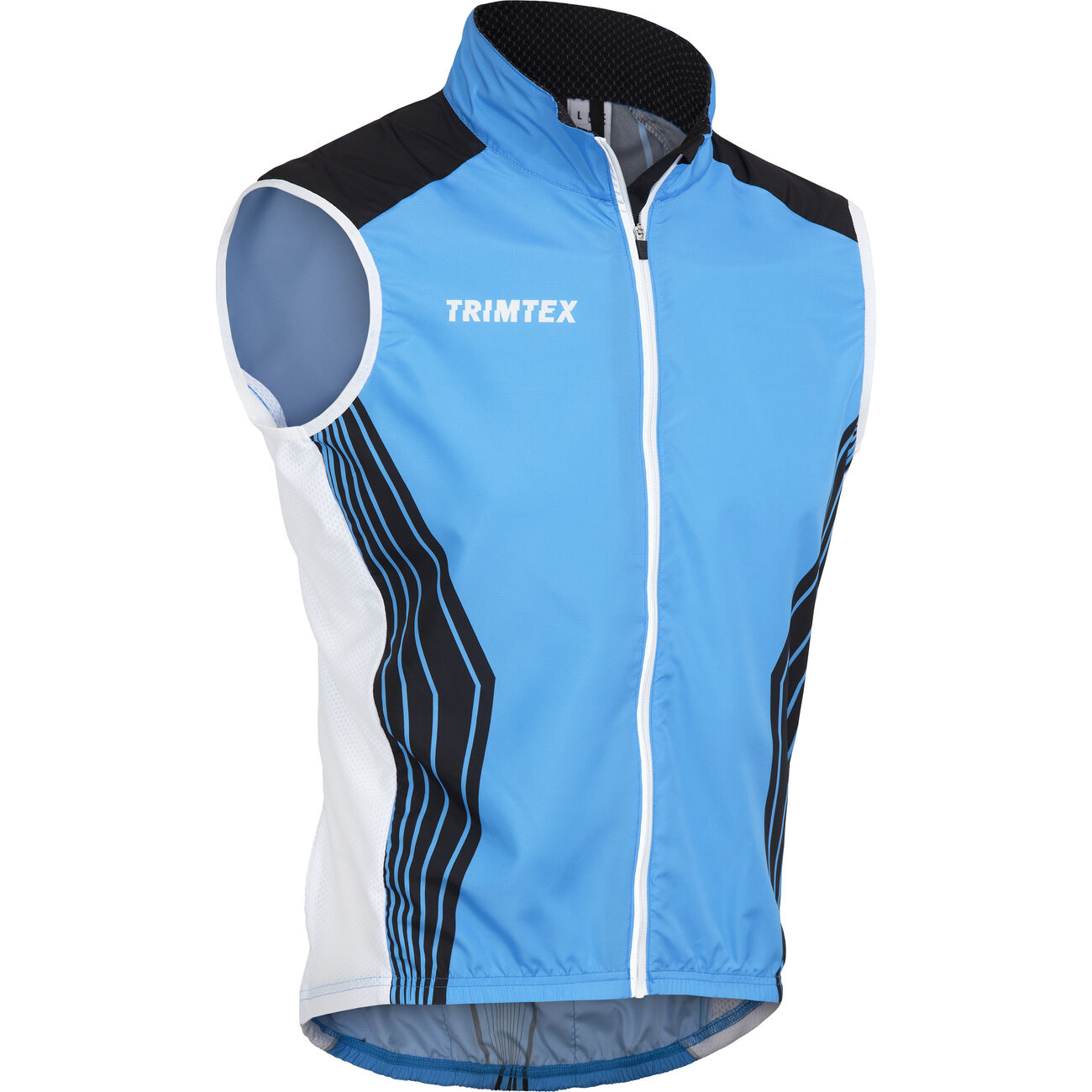 Team cycling vest men's