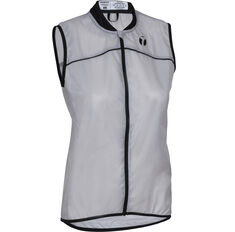 Feather running vest women's