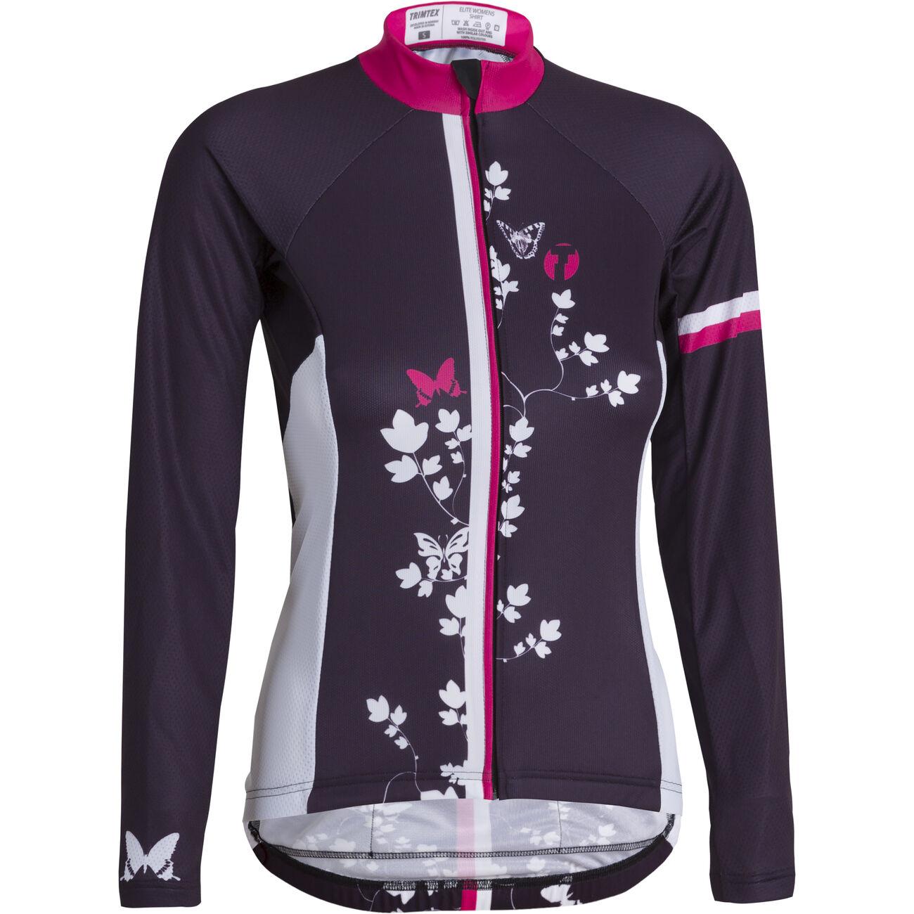 Elite cycling jersey women's