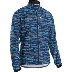 Performance Jacket Midnight Blue / Marine Blue M