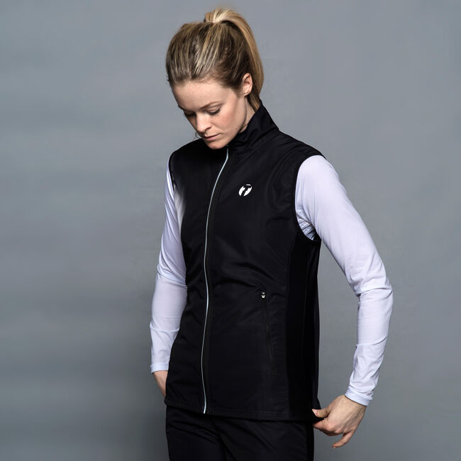 Trainer training vest women's