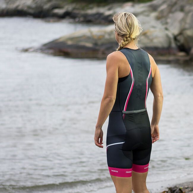 Triathlon skinsuit women's