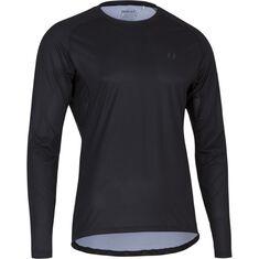Fast T-Shirt LS Men Black/Black S