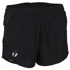 Run Women Shorts Black / Black XS