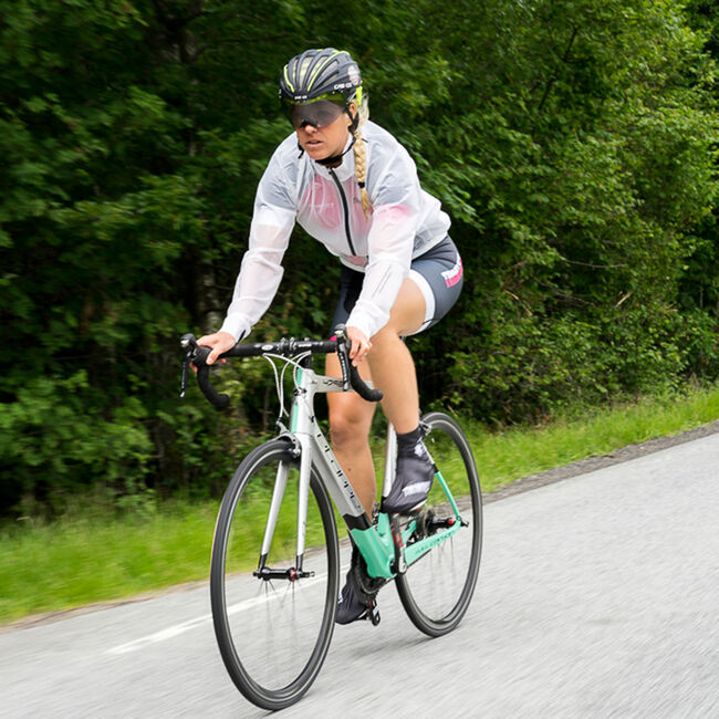 Elite Rainpack cycling jacket